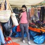 Een hipsterbenoening op een zondagse rommelmarkt brengt Jet tot nieuwe inzichten