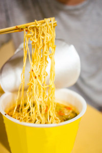 Noodlesoep in Beijing - reisleed - cultuurshock - Grote Dorst