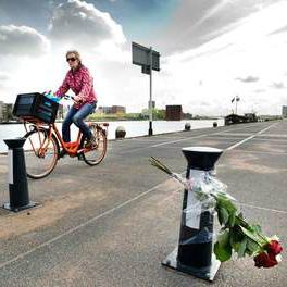 ongeluk Veemkade Amsterdam
