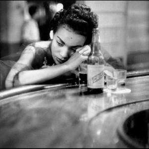 Drama aan de bar