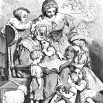 Sprookje van Simone ten Caat - Iris en de hond